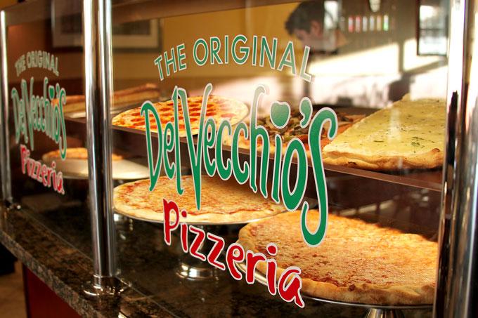 Pizza in Davie, Florida